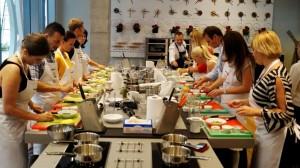 Gli ingredienti dell'organizzazione aziendale - Laboratorio esperienziale di cooking
