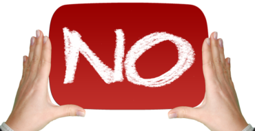 Saper dire di NO: come rispettare sé stessi serenamente