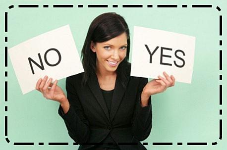 Usare l'assertivitòà per imparare a dire di no