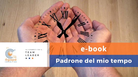E-book Padrone del mio tempo